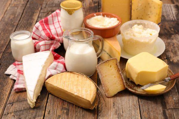 Les produits laitiers : quels sont les avantages ?